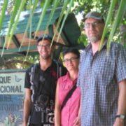 Theo, Ingrid & Dominic, Schweiz